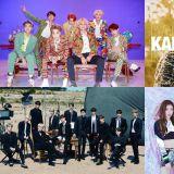 愛豆新年大投票:最想和BTS防彈少年團合作;顏值第一是車銀優&潤娥!