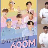 BTS防彈少年團獲《e! People's Choice Awards》肯定!〈Dynamite〉MV 今日破六億