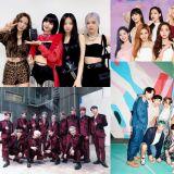 《KpopTwitter2020世界地图》!BTS横扫19个国家第一位,EXO、GOT7等紧追在后!