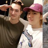 CNBLUE李宗泫今日现役入伍!与好友ZICO、灿烈、崔泰俊等人聚餐并合照