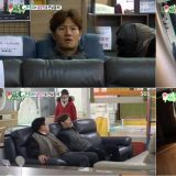 因為看到金鍾國去買刮痕沙發,覺得可憐?李光洙爸爸贊助了他一套黑色沙發!