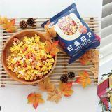 一口深秋的味道!GS25新推枫糖浆爆米花,11月赏枫必备小吃