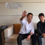河正宇再次挑戰廣東話跟香港粉絲打招呼~同時公開《轟天暴隊》三大必睇看點!