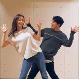 曹政奭&润娥热舞履行电影《极限逃生》(EXIT)900万公约!
