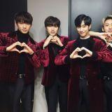 B1A4結束宣傳活動向粉絲們表示感謝 「一起展望2017年吧!」