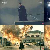 《MAN X MAN》朴诚雄电影般超级坏人的登场原来是这样拍的啊~!