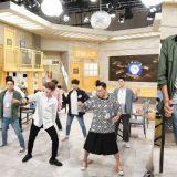Wanna One亮相《哥哥的想法》 没想到姜丹尼尔腿有这~么~长~