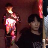 集中在玩游戏的金钟炫!一旁的崔珉起唱歌跳舞、抖被子想要引起他注意,结果是...XD