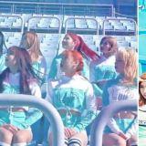 新人女團LipBubble出道曲從MV概念到編舞都跟TWICE超級像 引發熱議