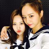 Girl's Day 回歸在即 惠利、Yura 重返學生時代