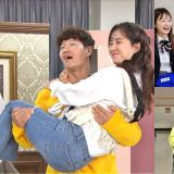 《Running Man》預告圖:金鍾國抱著宋智孝唱歌,李光洙打聽姐的前男友