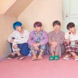 BTS防弹少年团突破自我 首入围《Billboard Music Awards》两奖项!