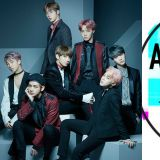 韩国之光!防弹少年团登《American Music Awards》 Mnet 20 日独家直播