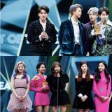 2018MAMA in HONGKONG BTS防弹少年团获5奖成最大赢家:感谢粉丝家人方时赫PD