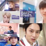 Super Junior迎來13歲生日!公開「應援棒」的名字外…李東海也終於要剪頭髮了?