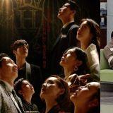 《The Penthouse 2》片場是《機智的監獄生活》!全員穿囚衣被捆雙手,然後乖乖地坐著...