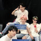 Gaon 年度销量结算出炉 BTS防弹少年团包办 2018 唱片榜冠、亚军!