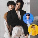期待两人的化学反应!金明洙、辛睿恩为KBS新剧《快过来》拍摄画报,真的是帅哥美女的组合!