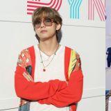 BTS防弹少年团 V 人气非凡 个人直播刷新 V LIVE 纪录!