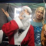 WINNER演唱會cosplay聖誕老公公和麋鹿&Elsa和Olaf