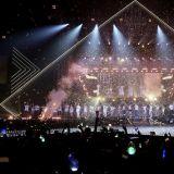 JYP NATION家族演唱會盛大舉行 熱鬧非凡