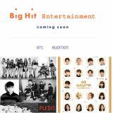 逐步成長的新三大娛樂公司:FNC、Big Hit、Pledis