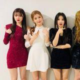 女團(G)I-DLE確定本月26日回歸,今日將進行MV拍攝~