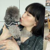 ZERO三歲了!太妍連PO多圖為愛犬慶生:「希望你和我在一起的每一天都幸福」