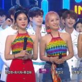 Wonder Girls征服《人氣歌謠》 今日登基三冠王寶座