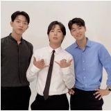 等好久!三人制的CNBLUE郑容和、李正信、姜敏赫终於同框!