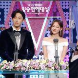 《德魯納酒店》團聚【MBC演藝大賞】李到晛問美娜:「P.O跟我~妳會選誰?」
