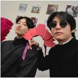 韩国父母节到了!跟著防弹少年团BTS柾国+V学做康乃馨吧!