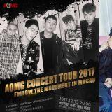 AOMG再度开唱!Jay Park领军与粉丝派对狂欢   门票周三公开发售~
