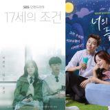 今日有三部新剧首播!SBS《17岁的条件》& KBS《让我聆听你的歌》& MBC《欢迎来到第2人生》