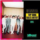 全球狂贺!BTS防弹少年团获得Billboard音乐奖四冠王殊荣称霸全场!