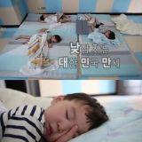 宋一國公開三胞胎熟睡影片 睡顏安詳若天使