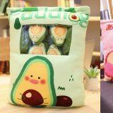韓妹近期超愛的「零食袋子玩偶」也太萌了吧!♥