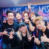 重量级粉丝孝渊 分享 2PM 演唱会认证照