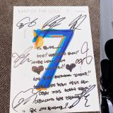 SJ利特從j-hope媽媽那收到防彈少年團簽名專輯:「感謝伯母一直這麼照顧我,hobi果然是最棒的!」