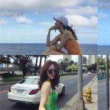 与陈雅凛在夏威夷「秀恩爱」!南宫珉:「在我看来太像小宝宝 所以叫她『宝贝』」