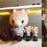 你也想要Get一只《金秘书为何那样》的「辛苦牛」玩偶吗?之后还会推出迷你版呢!