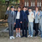 满满的100分钟特辑!BTS防弹少年团出演《刘QUIZ ON THE BLOCK》预告照公开,节目在24日播出!