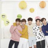 B1A4將再度來港開唱 騷前先跟大家來見面~