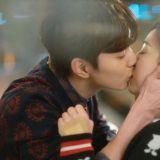点击率超高《不是机器人啊》这一幕!俞承豪&蔡秀彬KISS花絮NG甜蜜不断