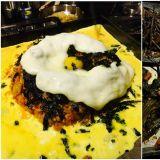 新村美食:這不是牛排,是烤肉!這不是火山,是起司泡菜炒飯~