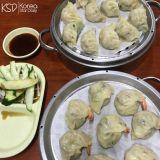 【釜山美食】海雲台傳統市場:隱身在海鮮餐廳之中的餃子店