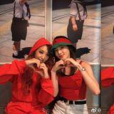 Dara更新與Minzy合照:「我的妹妹,Minzy!」讓不少粉絲都留言:「2NE1 4EVER」