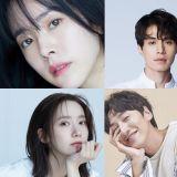 神仙阵容电影《Happy New Year》登场:韩志旼、李栋旭、润娥、徐康俊、李光洙