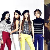 Amber、Luna与SM的专属合约到期不续约!Krystal将作为演员活动,Victoria正在讨论新的合作方式!