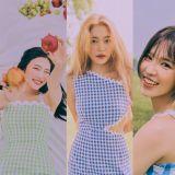 Red Velvet 五人概念照到齐!满满的夏日少女感